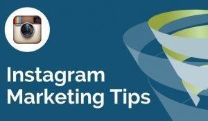 E-Commerce Instagram Marketing Tips