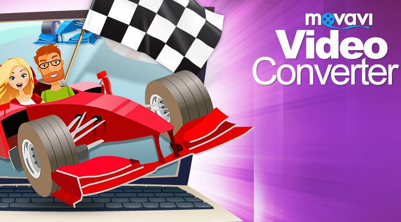 Movavi Video Converter Software