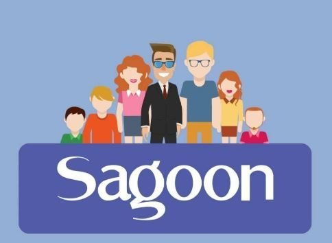 Sagoon – Connect. Share. Earn